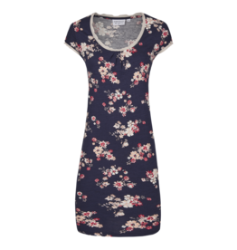 Ringella Ringella Midnight Floral Cap Sleeve Nightie