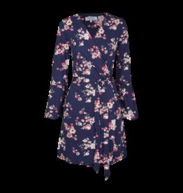 Ringella Ringella Midnight Floral Robe