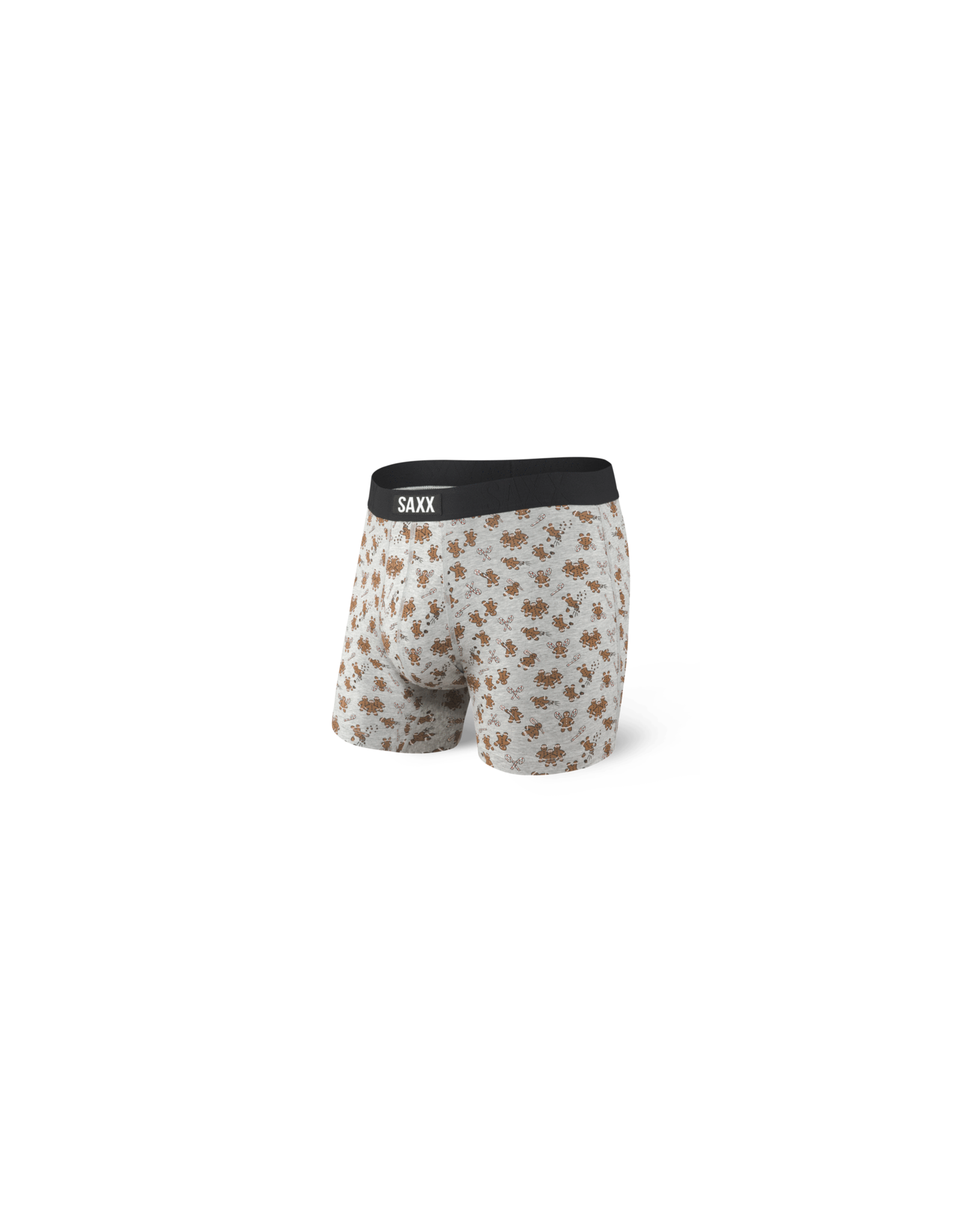 Saxx Saxx Undercover Boxer Brief Fly - XXL - Grey Ginger Revenge