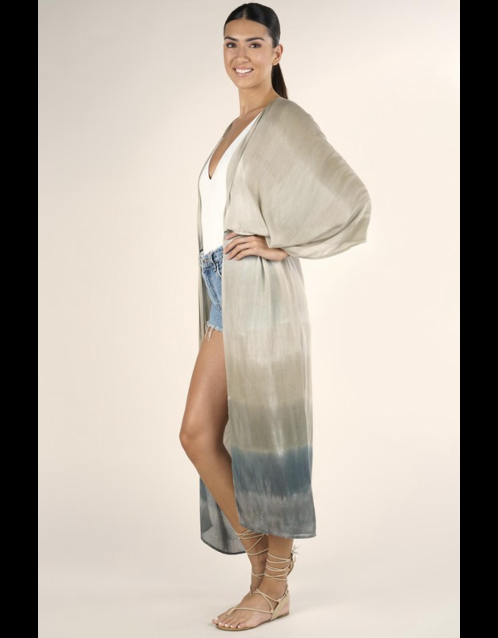 Lovestitch Tie Die Kimono