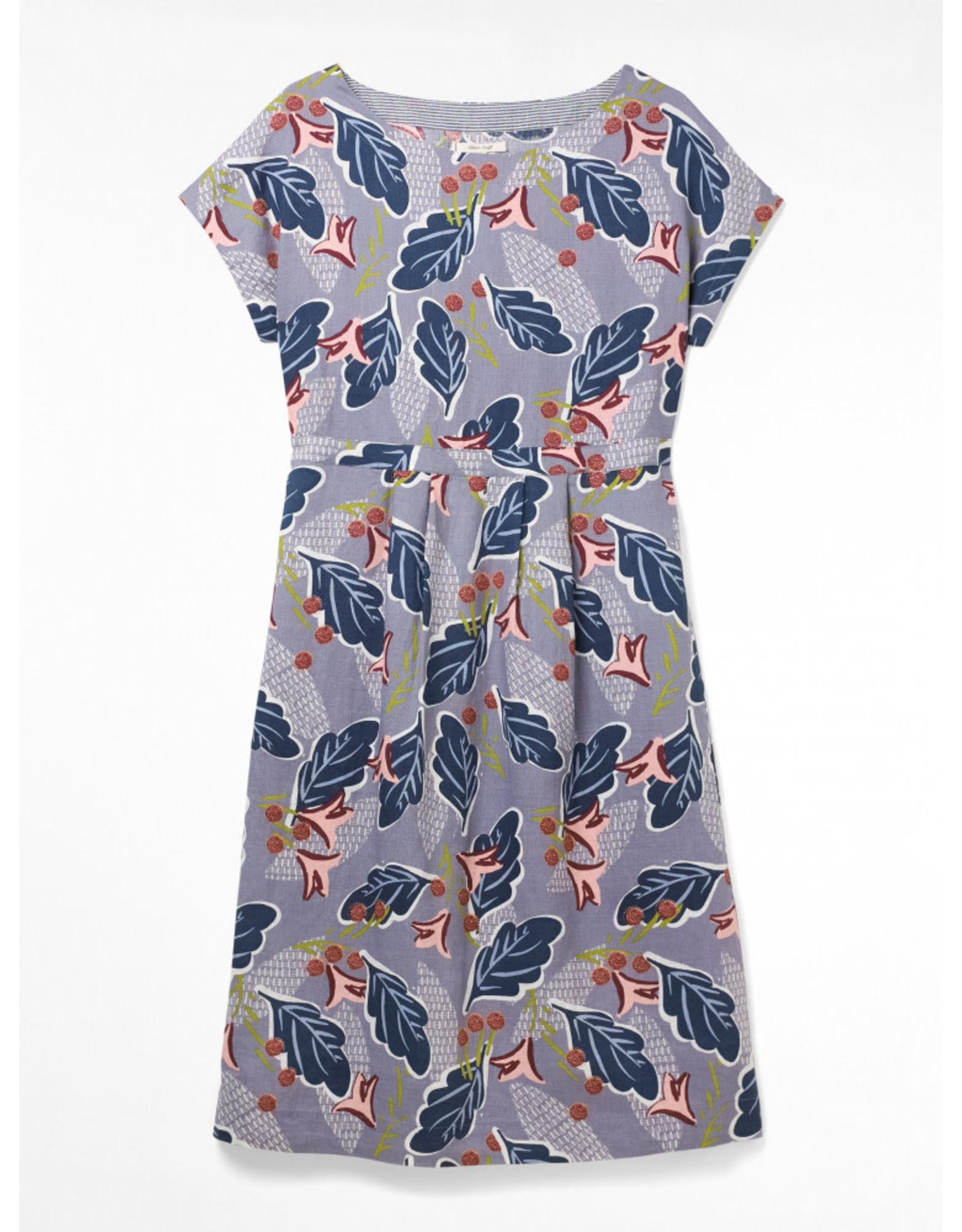 White Stuff White Stuff Mark Maker Linen Dress