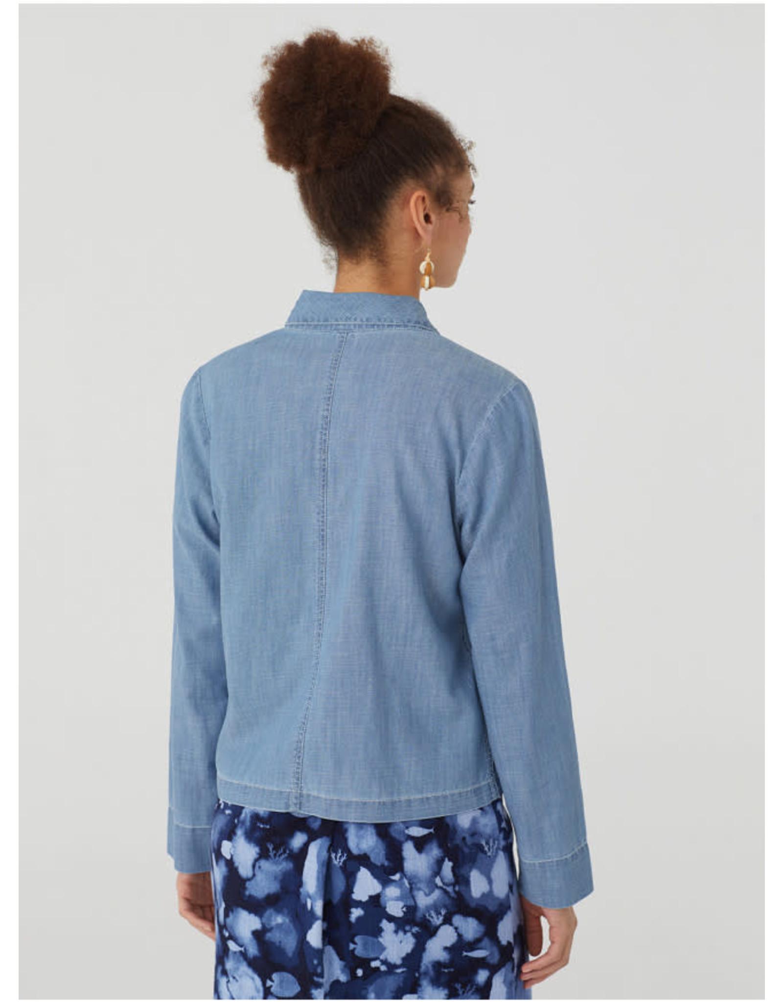 Nice Things Nice Things Denim Pockets Jacket