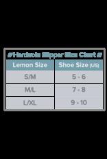 Lemon Waterfront Fur Slide
