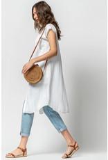 Lilla P Lilla P Button Down Tunic Dress