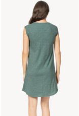 Lilla P Lilla P Cap Sleeve Dress