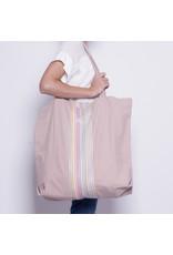 Pan Pan Multi Stripe Bag
