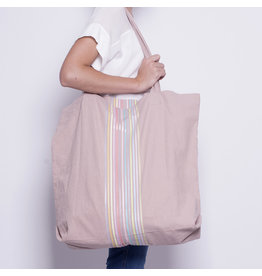 Pan Pan Multi Stripe Bag