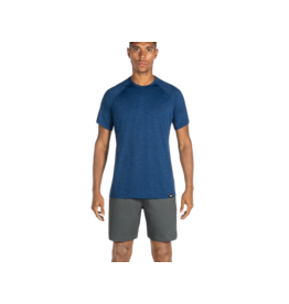 Saxx Saxx Aerator SS Tee - City Blue Heather