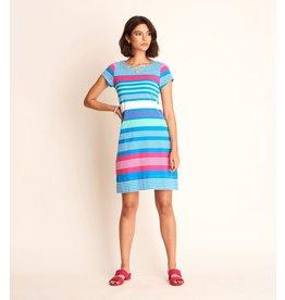 Hatley Nellie Dress - Bermuda Stripes