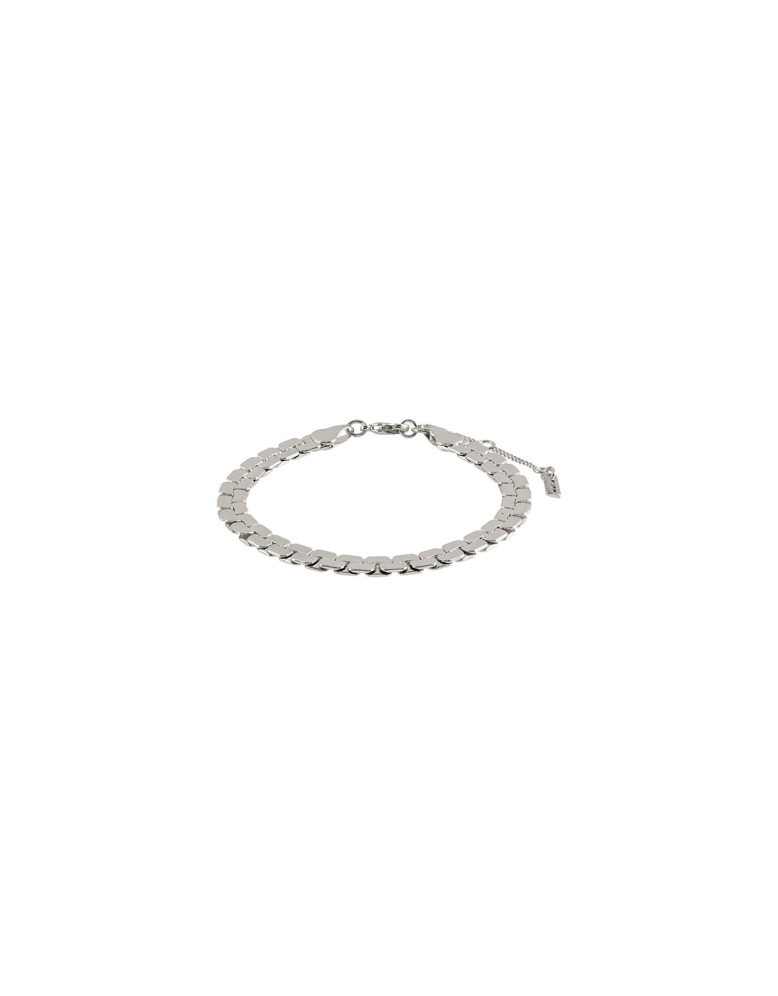 Pilgrim Pilgrim Beauty Bracelet Silver Plated