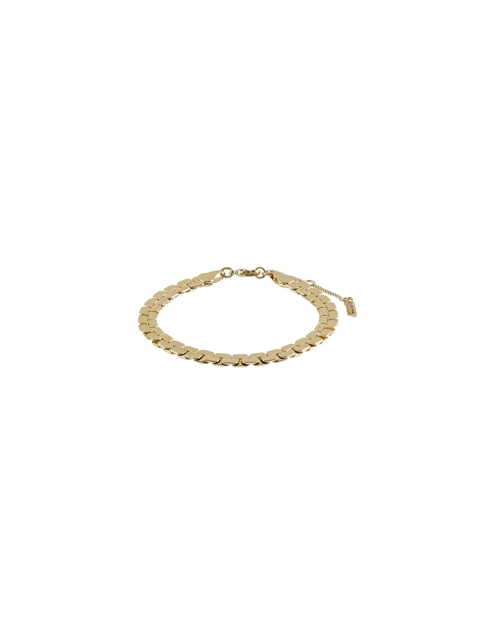 Pilgrim Pilgrim Beauty Bracelet Gold Plated