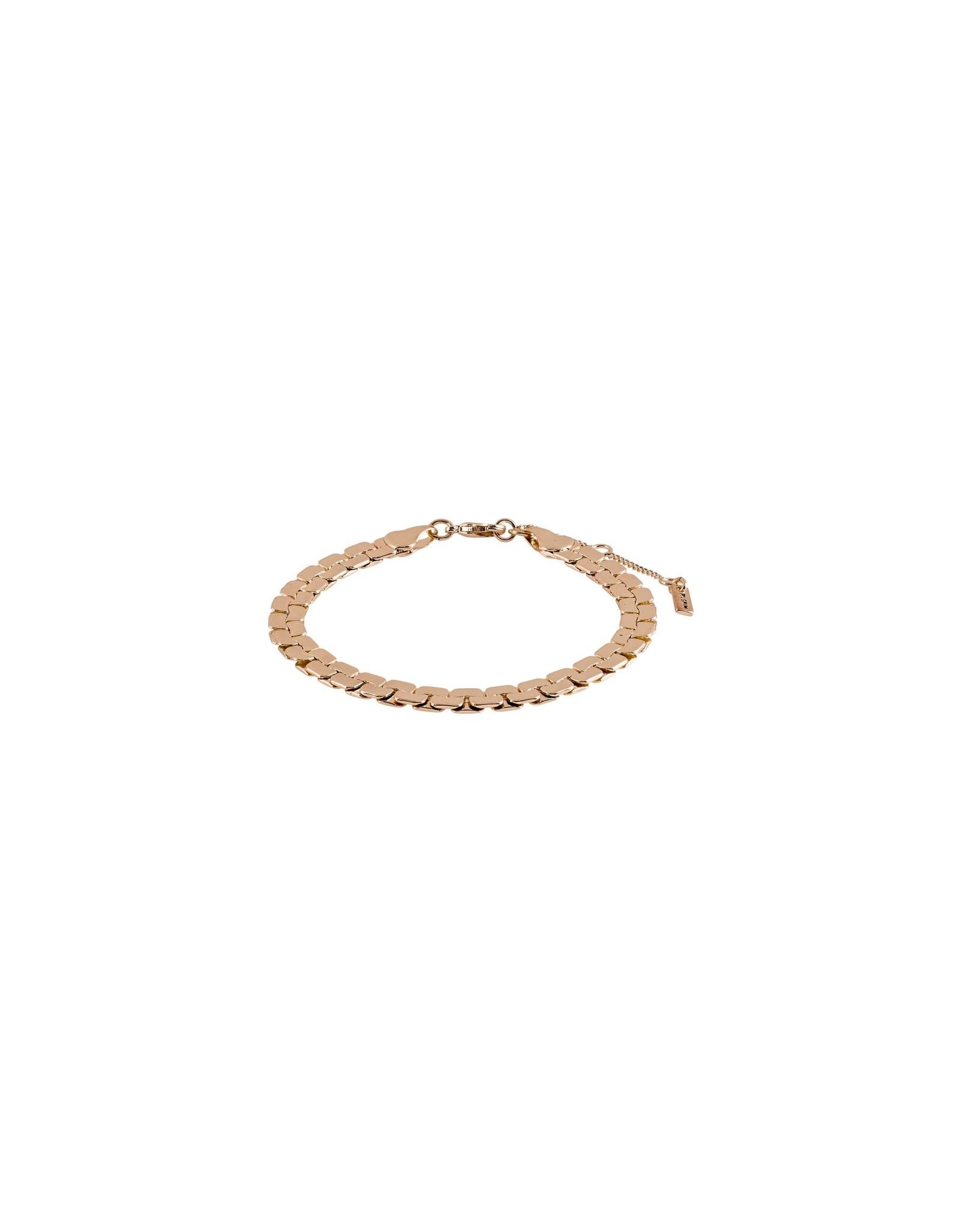 Pilgrim Pilgrim Beauty Bracelet Rose Gold Plated