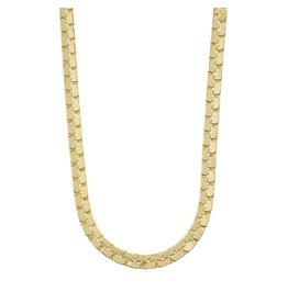 Pilgrim Pilgrim Beauty Necklace Gold Plated II