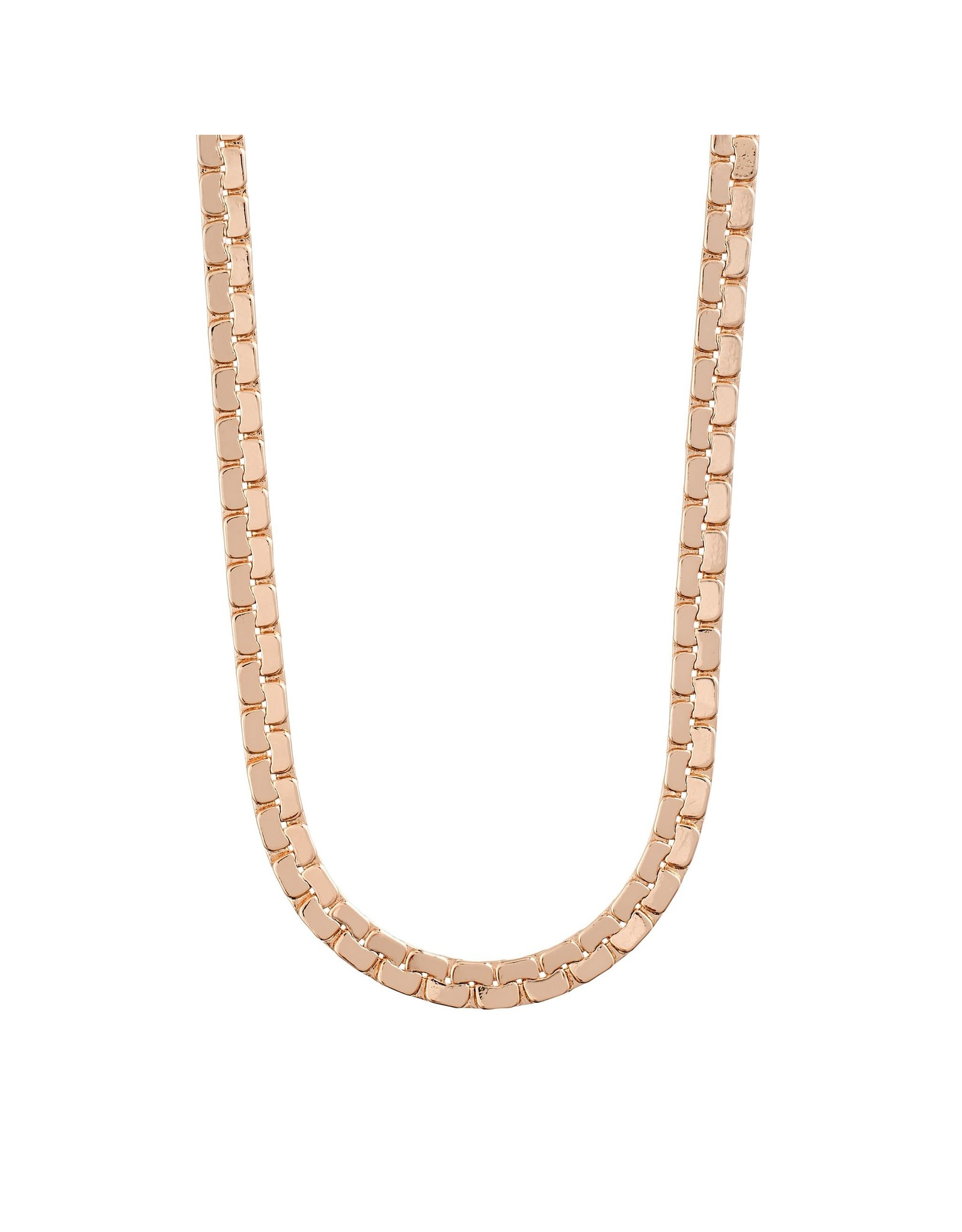 Pilgrim Pilgrim Beauty Necklace Rose Gold Plated II