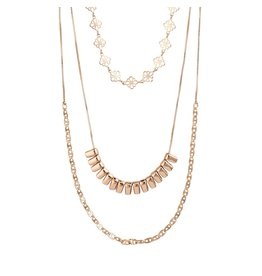 Pilgrim Pilgrim Joy Necklace Rose Gold Plated