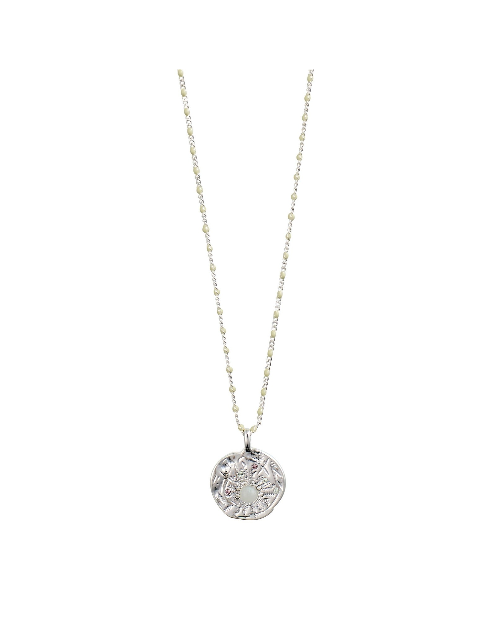 Pilgrim Pilgrim Joy Necklace Silver Plated II
