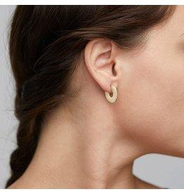 Pilgrim Pilgrim Vivian Earrings Gold Plated