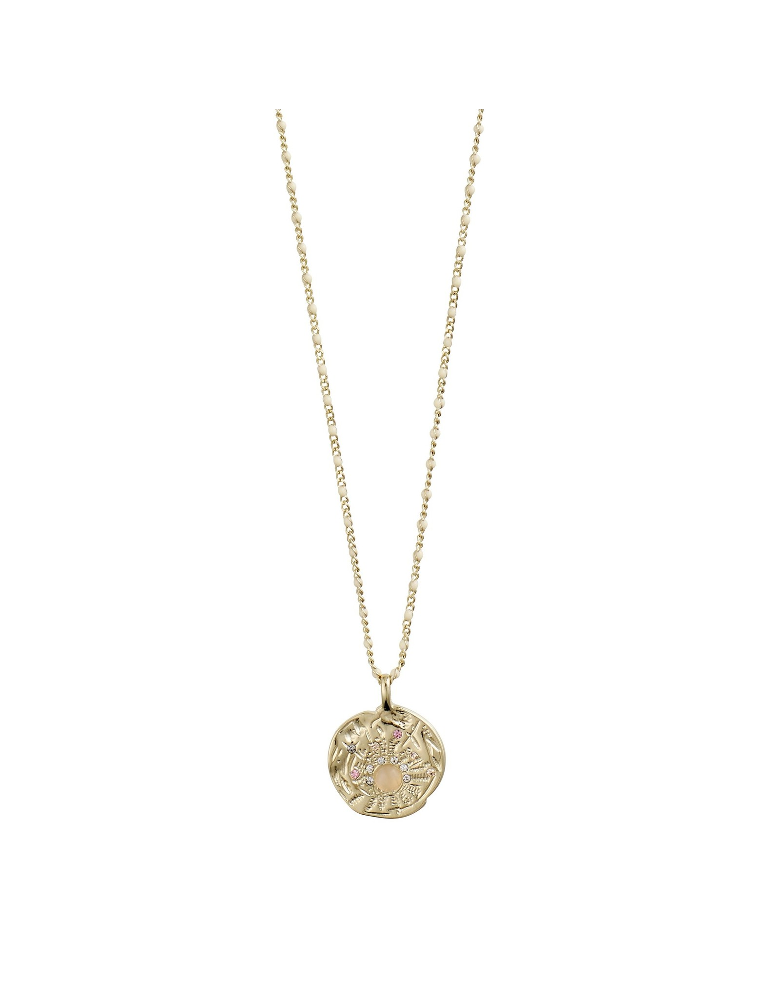 Pilgrim Pilgrim Joy Necklace Gold Plated II