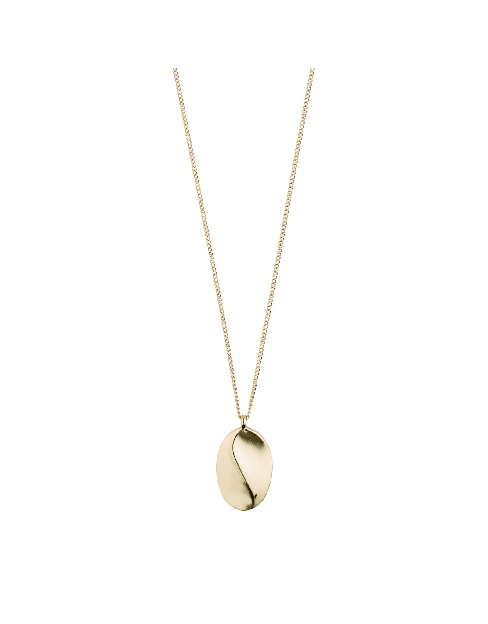 Pilgrim Pilgrim Mabelle Necklace Gold Plated