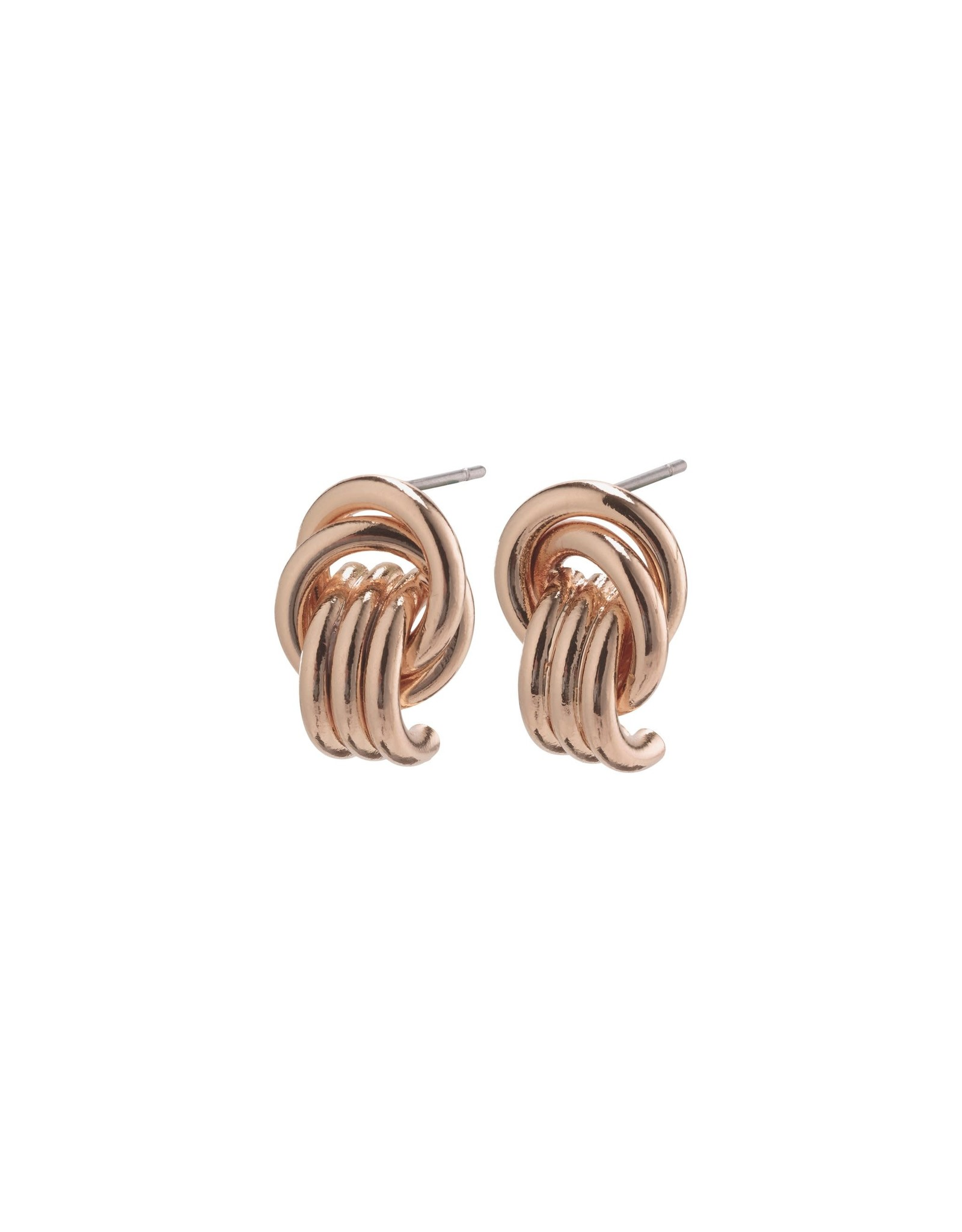Pilgrim Pilgrim Doris Earrings Rose Gold Plated
