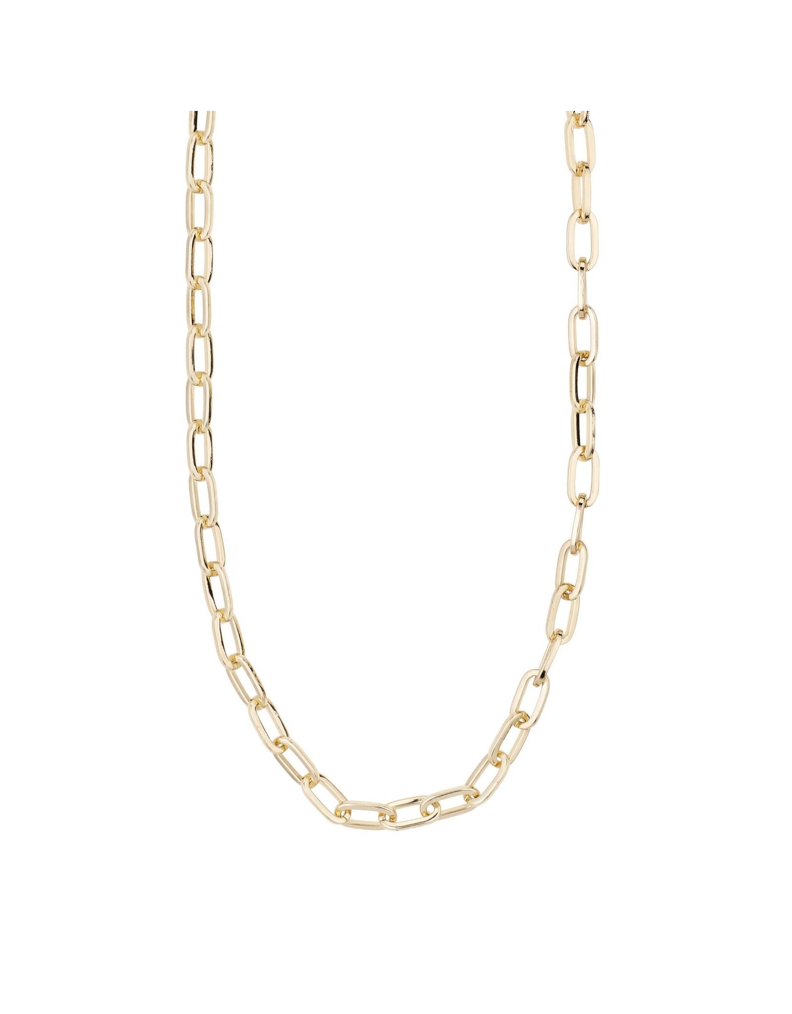 Pilgrim Pilgrim Bibi Necklace Gold Plated