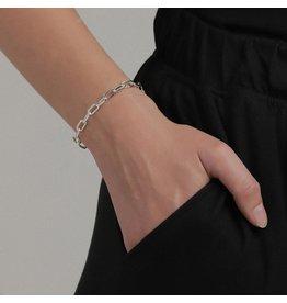 Pilgrim Pilgrim Bibi Bracelet Silver Plated