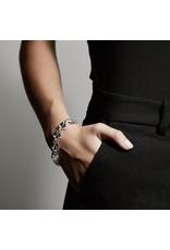 Pilgrim Pigrim Hollis Bracelet Silver Plated