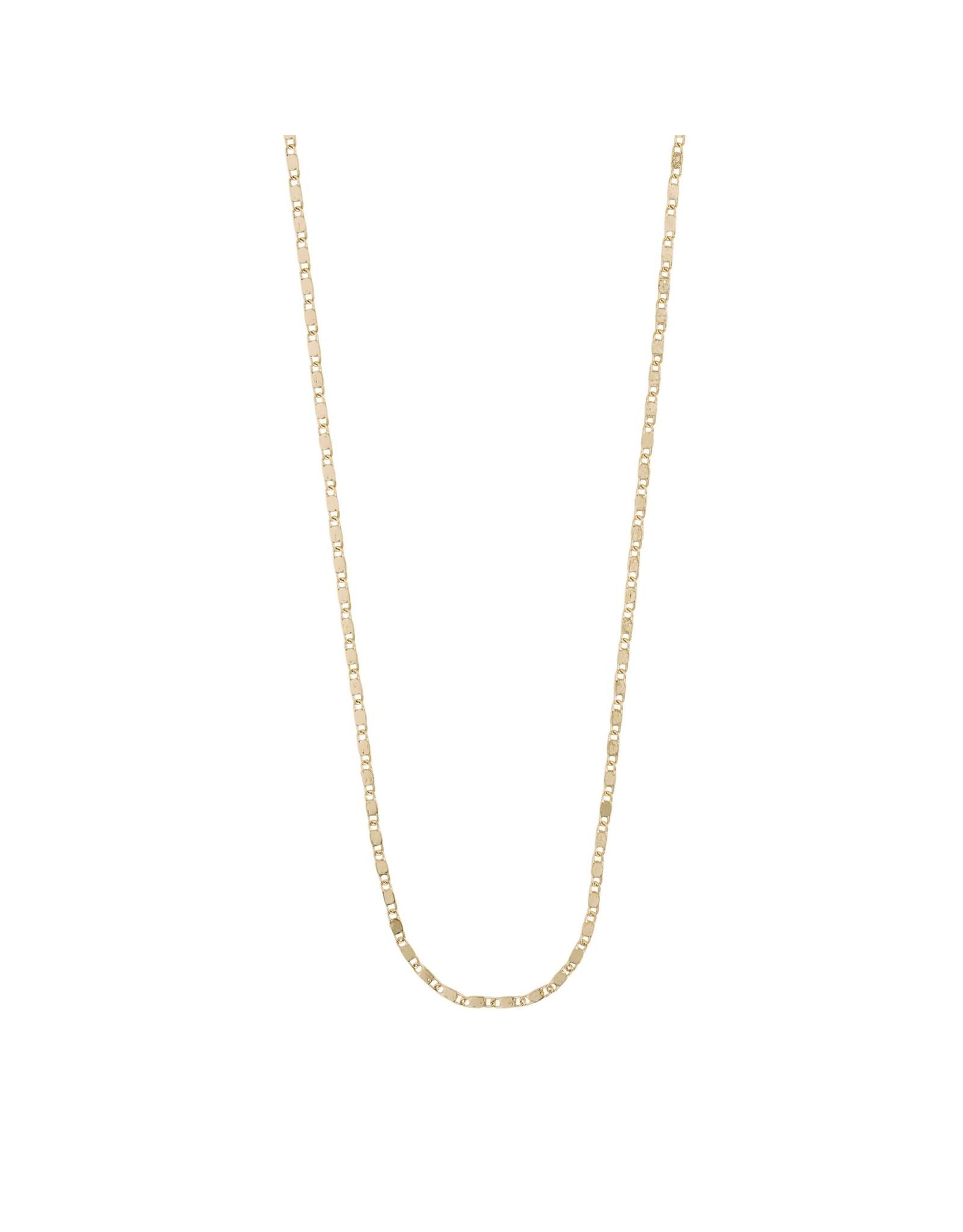 Pilgrim Pilgrim Parisa Necklace Gold Plated