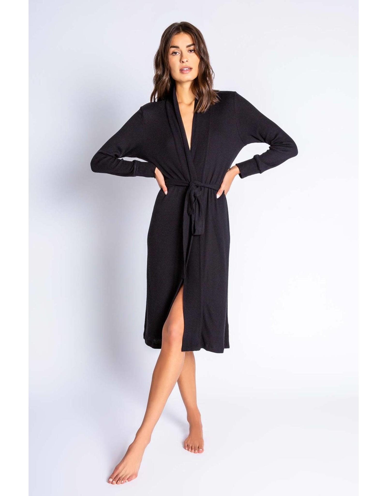 PJ Salvage PJ Salvage Textured Basics Robe