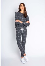 PJ Salvage PJ Salvage What's Your Sign Astrological LS Top + Pant