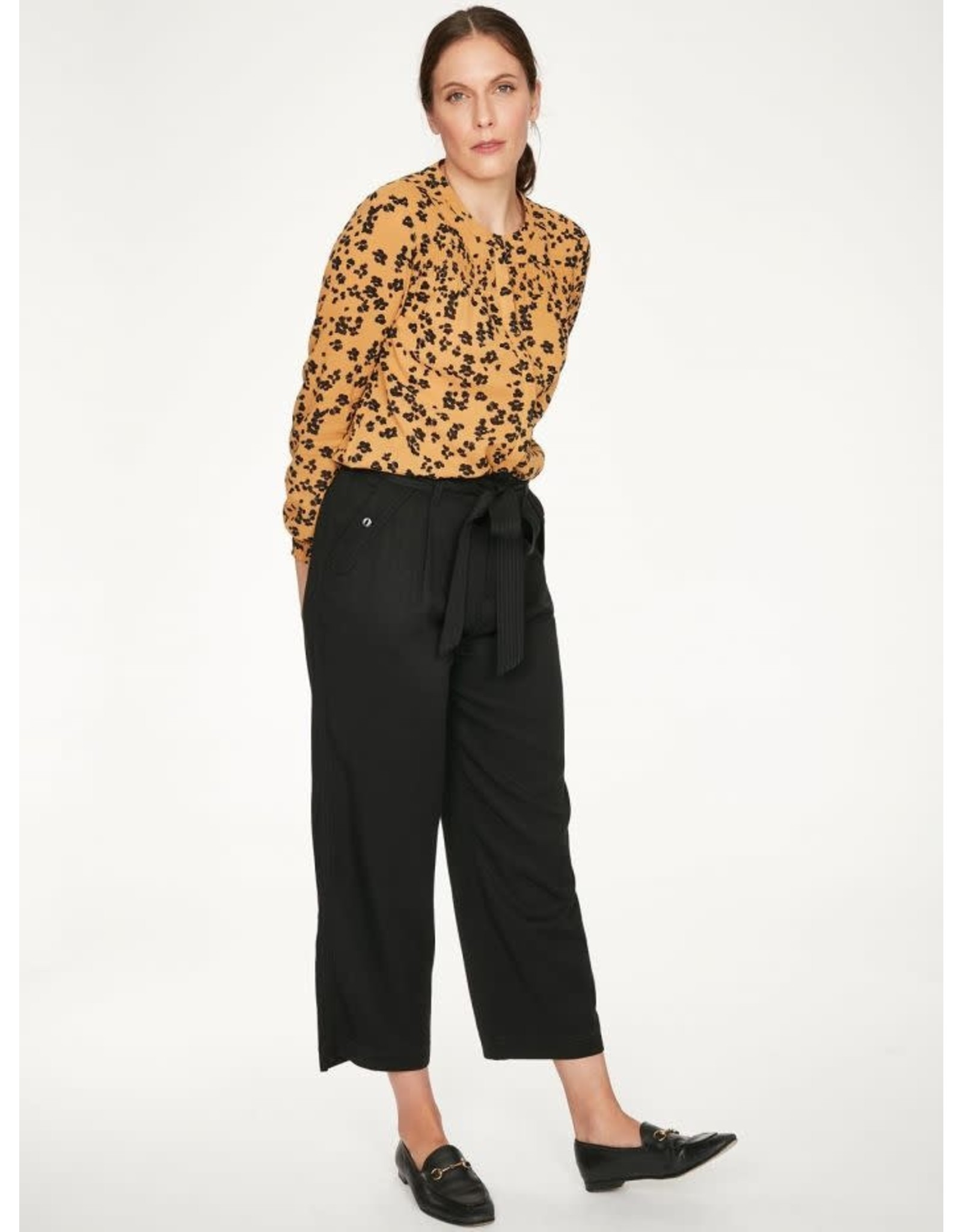 Thought Thought Jekyll Blouse