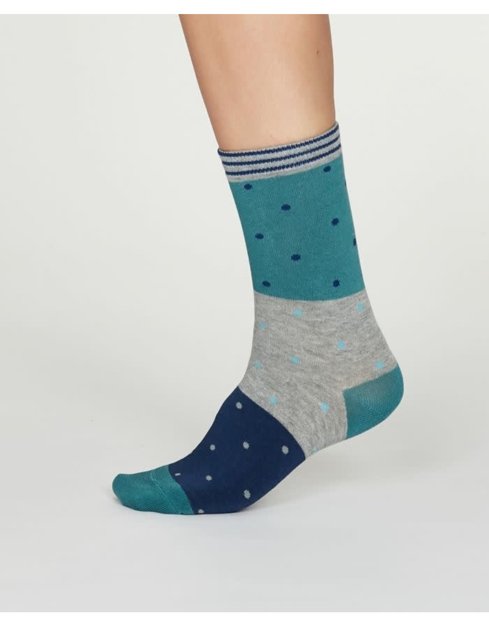 Thought Thought Mercy Socks