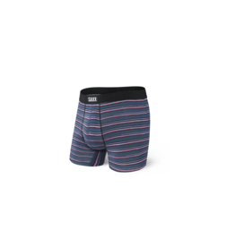 Saxx Saxx Undercover Boxer Brief Fly - Navy Brush Stripe