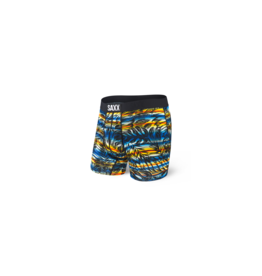 Saxx Saxx Ultra Boxer Brief Fly - Black Havana Cabana