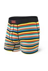 Saxx Saxx Vibe Boxer Brief - Multi Pop Stripe