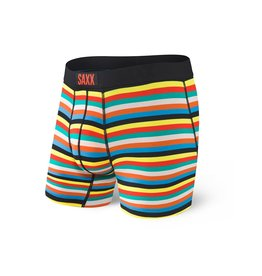 Saxx Saxx Vibe Boxer Brief - Multi Pop Stripe