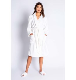PJ Salvage PJ Salvage Luxe Plush Solid Robe