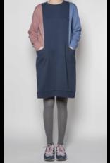Pan Pan Colourblock Dress
