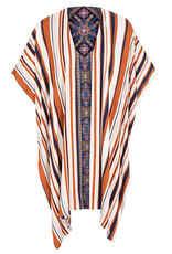 Tribal Tribal Reversible Kimono