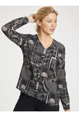 Thought Thought Sangrida Top - SIZE 12