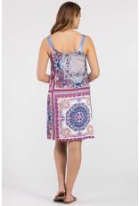 Tribal Tribal Reversible Slip Dress - SMALL ONLY