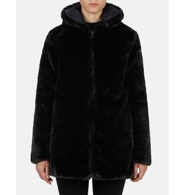 Save the Duck Save the Duck Fury Faux Fur Puffer Jacket