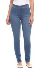 French Dressing Jeans French Dressing Jeans Renew Denim Pull On Cigarette Leg