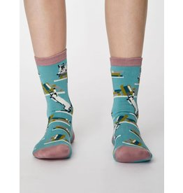Thought Thought Gatto Socks