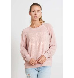 Good hYOUman Good hYOUman Smith Be Kind Repeat LS Pullover