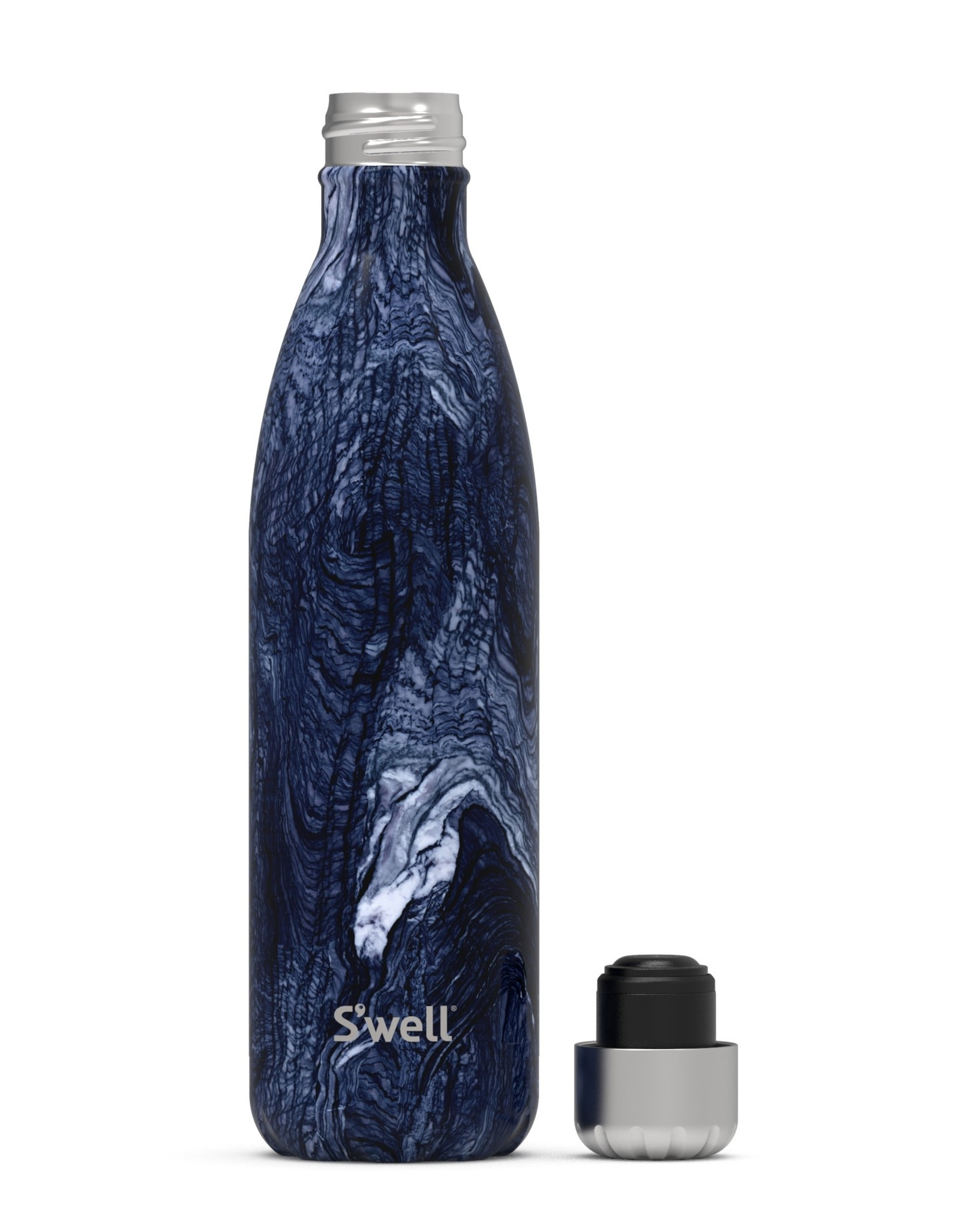 S'well S'well Azurite Marble Bottle - 25oz