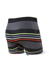 Saxx Saxx Vibe Boxer Brief - Black Surf Stripe