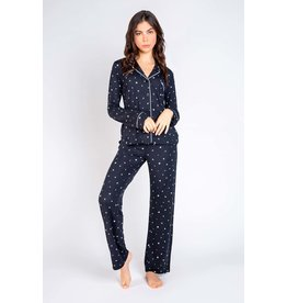 PJ Salvage PJ Salvage City Nights Star PJ Set
