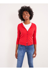 White Stuff White Stuff City Plain Crew Neck Cardi