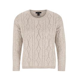 Tribal Tribal Pointelle Sweater
